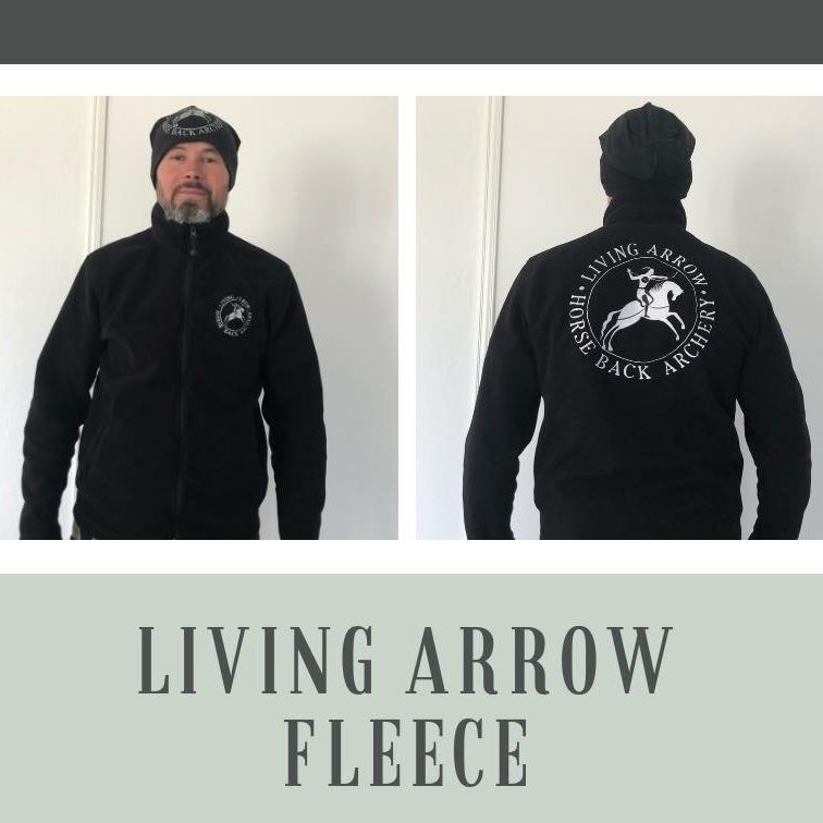 living arrow fleece